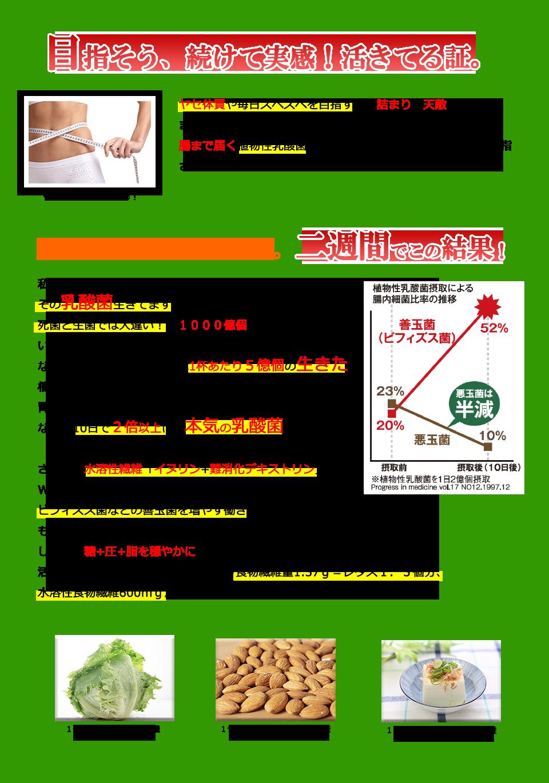 腸活におすすめ、植物性乳酸菌配合!水溶性繊維、イヌリン+難消化デキストリンのW配合でスッキリダイエットサポート。活きた酵素と青汁には1包5gあたり食物繊維量1.37g=レタス1.3個分、水溶性食物繊維600mgが含まれています!